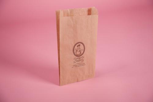 Бумажные пакеты с логотипом малый тираж