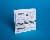 Бумажные пакеты саше уголок большой